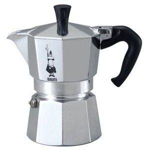 直火式 エスプレッソメーカー ビアレッティ モカエクスプレス3杯用 コーヒー器具 エスプレッソ コーヒー