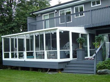 Best Of Deck Sunroom Cost