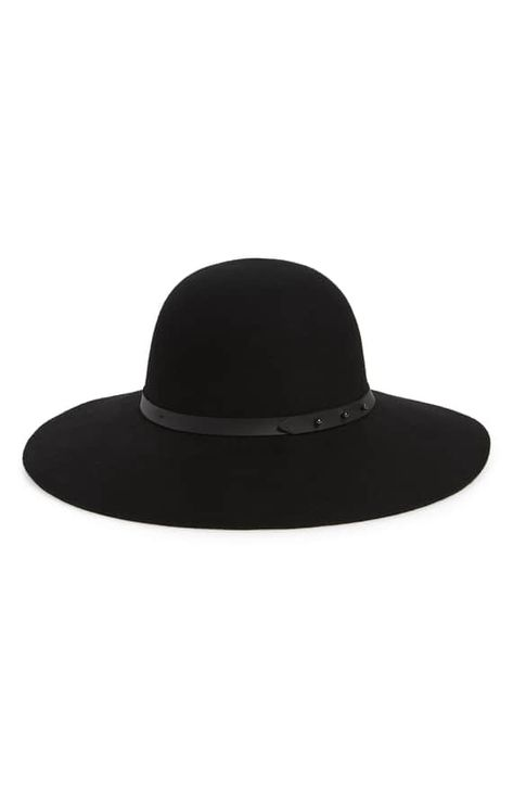 b0d134361da Halogen Wool Floppy Hat