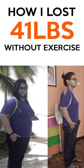 Pin On Weight Loss No Exercise