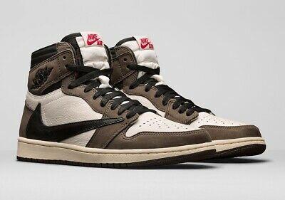 Travis Scott Cactus Jack Jordan 1 Size 10 5 Nike Fashion