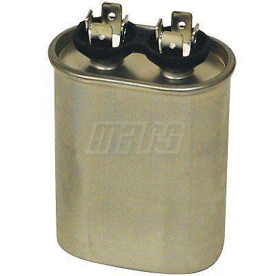 Mars Run Capacitor 35mfd X 440v Oval Aluminum 12043 Capacitors Hot Melt Adhesive Electrolytic Capacitor