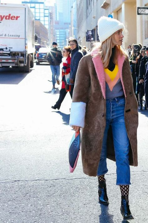 Phil Oh's Best Street Style Pics From New York Fashion Week