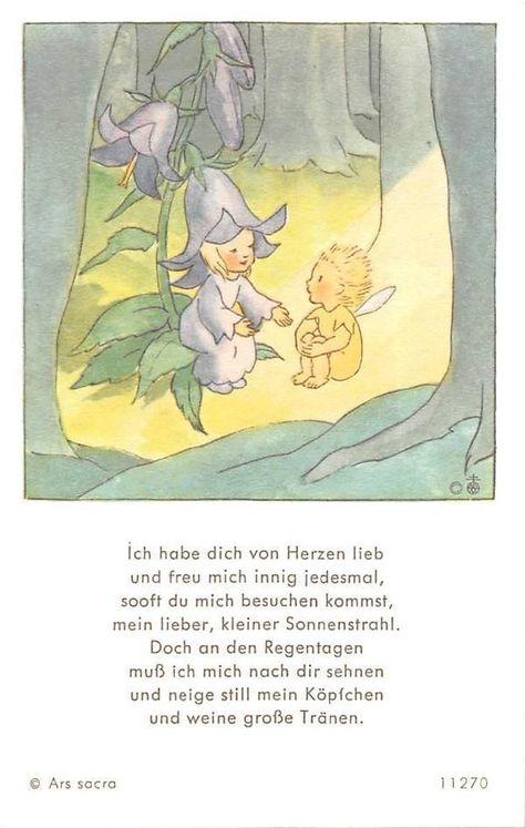 45 best märchen images  vintage postcards illustration