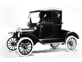 Wood Ford Model T 1 60 Replica