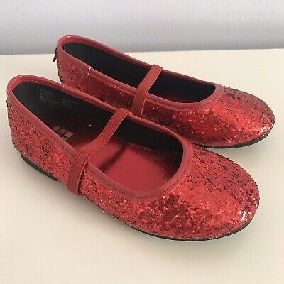 Advertisement Ebay Ruby Slippers Red Glitter Dorothy Shoes Wizard Of Oz Costume Toddler Girls 10 Dorothy Shoes Red Glitter Shoes Toddler Girl