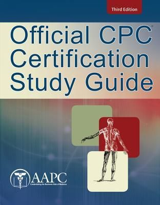 Pdf Download Official Cpc Certification Study Guide By Aapc Free Epub Study Guide Free Books Online Cpc Certification