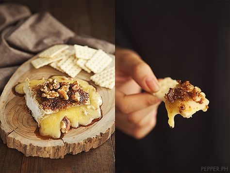 OMG. For those of you who have enjoyed Brie cheese in your life, look at this recipe o.o I want some!