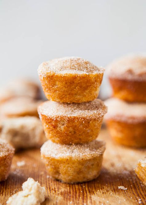 Fluffy Vegan Coconut Oil Banana Muffins averiecooks.com