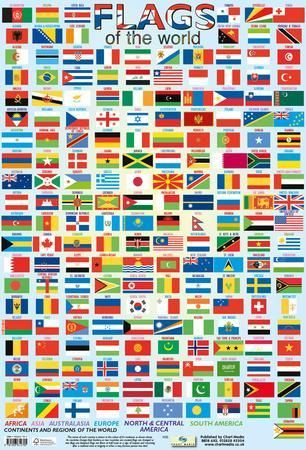 Full Collection Of World Flags In Alphabetical Order Flags Of The World All World Flags Flag