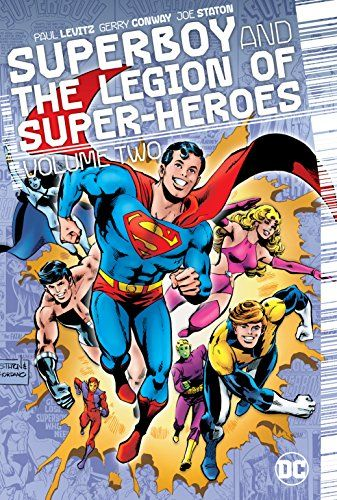 Free Download Pdf Superboy And The Legion Of Superheroes Vol 2