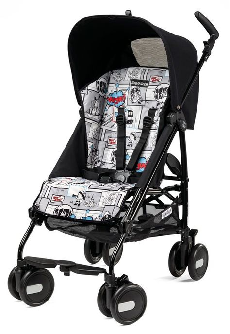 Poussette Pliko Mini Cartoon - Peg Perego