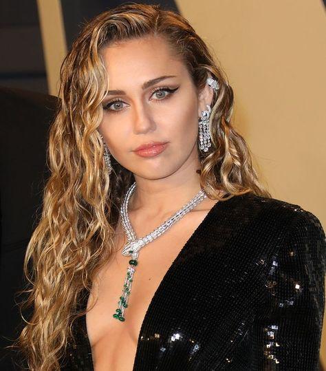 Light Brown Hair: Miley Cyrus