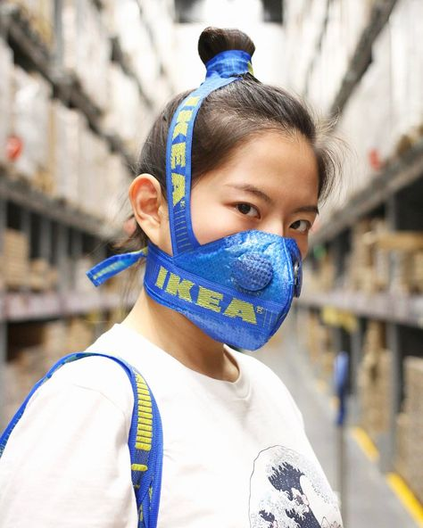 It was only a matter of time for this to happen. Who would have thought that the Balenciaga bag, which is based off of the iconic blue IKEA bag, would create such a movement. Not only did IKEA officially respond to the luxury bag, we are now seeing lots o