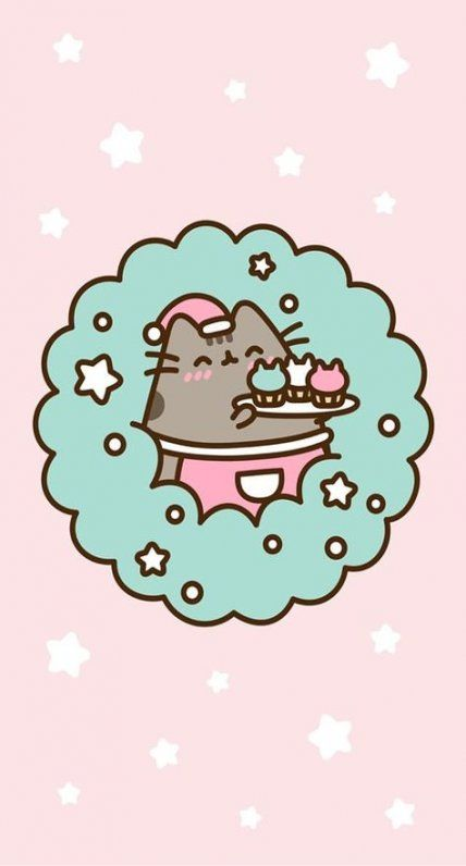 41 Trendy Cats Background Wallpapers Cute Cats Pusheen Cute Pusheen Christmas Cute Wallpapers