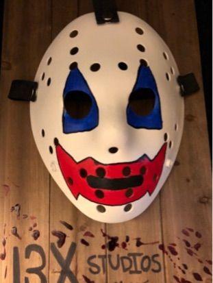 Gacy Mask