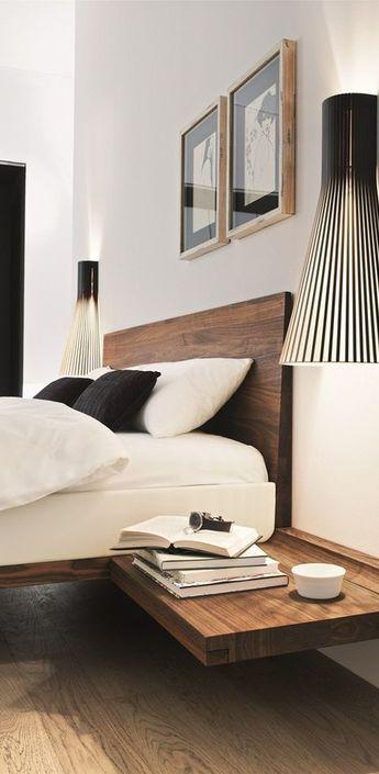 Applique murale, 4230, noir, H60cm - Secto Design | Intérieurs de ...