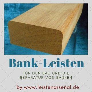 Bankleisten Aus Massivholz Robinie Bank Holz