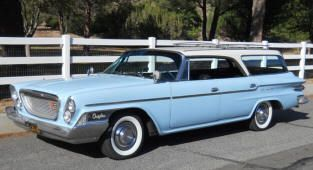 1962 Chrysler Newport Town Country Classic Chrysler Cars For