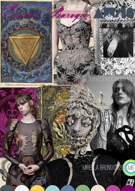 © Mirella Bruno Propagating Patterns and Trends since 1987. Esoteric Baroque : AW/18. Magical Symbolism. Propagating Since Jan 2016. http://cargocollective.com/mirella-bruno-print-designs/Inspiration-Information