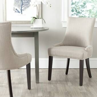 Grandview Tufted Upholstered Side Chair | Dining chairs