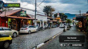 Rua Guarani Em Ubatuba Compras Gastronomia E Entretenimento Com