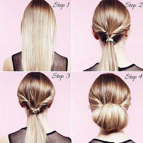 Einfache Und Hubsche Frisuren Besten Haare Ideen 20er Jahre Frisur Frisuren Lange Haare Anleitung Frisur Hochgesteckt