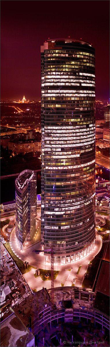 "The tower ""Federation"". II ~ Dimitriy Christoprudov"