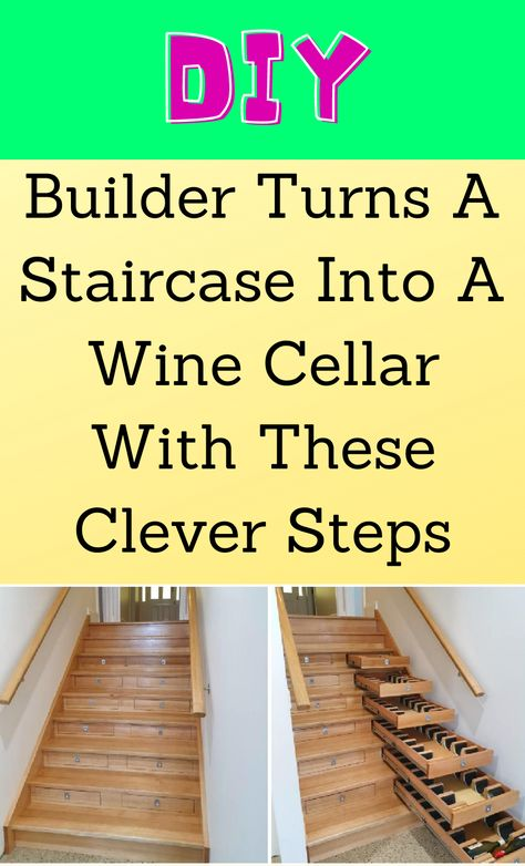 Contemporary Bathroom Inspiration, Secret Space, Funny Messages, Diy Wood Projects, Creative Decor, Wine Cellar, Diy Hacks, Diy Furniture, Woodworking Plans