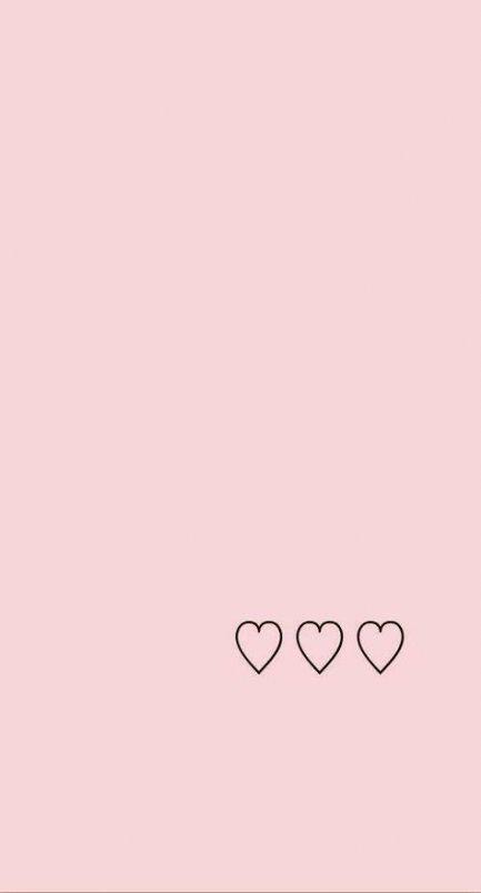 Best Lock Screen Wallpaper Simple Pink 21 Ideas Pink Wallpaper Heart Pink Wallpaper Iphone Pastel Pink Wallpaper