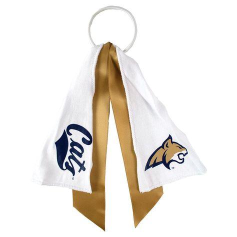 Montana State Bobcats NCAA Ponytail Holder