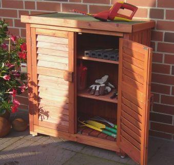 Superb The best Gartenschrank holz ideas on Pinterest Gartenschrank Einfache Palettenprojekte and Moderner Schrank