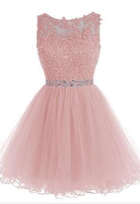 Spitze Appliqued Schwarz Tull Homecoming Kleider Perlen Hoco Kleid Apd2555 Appliqued Homeco Pink Homecoming Dress Tulle Homecoming Dress Beaded Prom Dress
