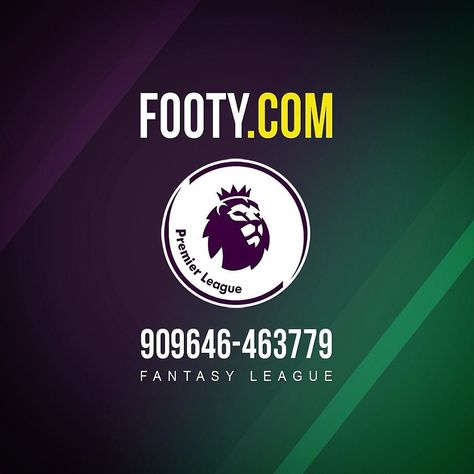 REMINDER; There's a game tonight so get those Fantasy Football teams sorted - PLUS you can still join the FOOTY.COM Public League. . . LINK IN BIO / GET INVOLVED! . . #footydotcom #fcfc #footy #footballboot #soccercleats #football #soccer #futbol #futsal #futbolsport #cleatstagram #totalsoccerofficial #fussball #footballgame #soccergame #fantasyfootball #fpl #epl #premierleague