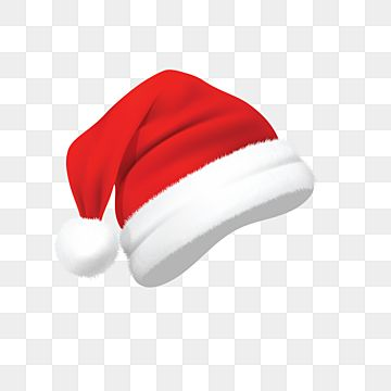 Merry Christmas Santa Hat Png Clipart Happy New Year Hat Clipart Christmas Hat Card Png And Vector With Transparent Background For Free Download Santa Hat Png Happy New Year Png Merry