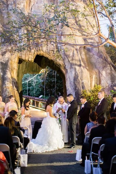 Ceremony Spot At The Palm Beach Zoo