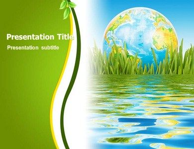We offer you a wide range of green based ecology powerpoint we offer you a wide range of green based ecology powerpoint templates as per your purpose of use these templates have been designed by professiona toneelgroepblik Images