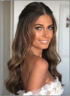 128 fabulous long wedding hairstyles to copy right now page 9 | homedable.com  128 fabulous long wedding hairstyles to copy right now page 9 | homedable.com