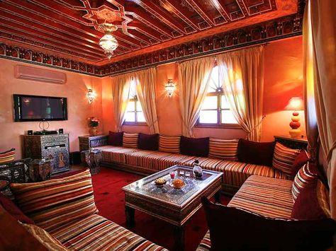 Moroccan Inspired Living Room Design Moroccan Interior Design - eklektik als lifestyle trend interieurdesign