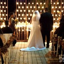 If I Have To My Wedding Ceremony Indoors Want A Ton Of Candles