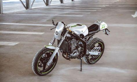 Mein Motorrad – MZ Skorpion cafe racer | Return of the Cafe Racers