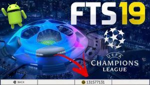 FTS 19 Champions League Android Download   vardy   Champions league
