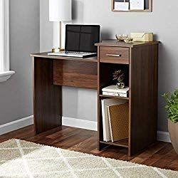 Toys Child Mainstays Student Desk White Desk Only Walnut Home Office Computer Desk Home Office Bedroom Desk With Drawers