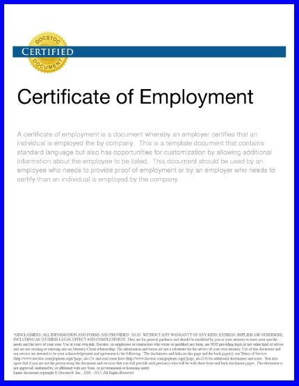 12 Clearance Certificate Templates With Images Certificate