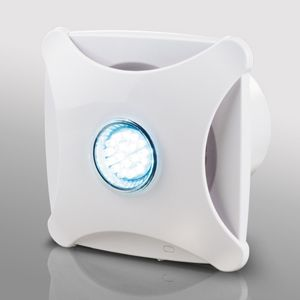 Bathroom Extractor Fan With Led Light 4