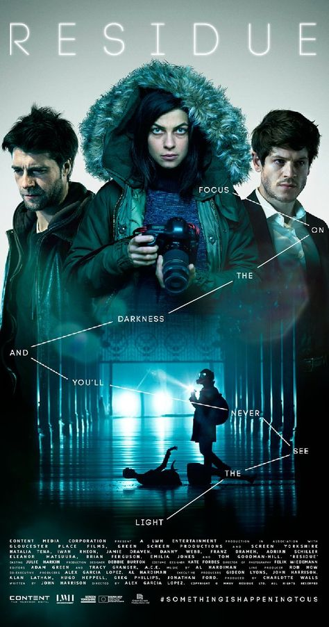 The government cover-up of the causes behind a massive explosion in a futuristic UK metropolis spur photo journalist Jennifer Preston on to search for the truth and in the process blow open a paranormal phenomenon haunting the city.