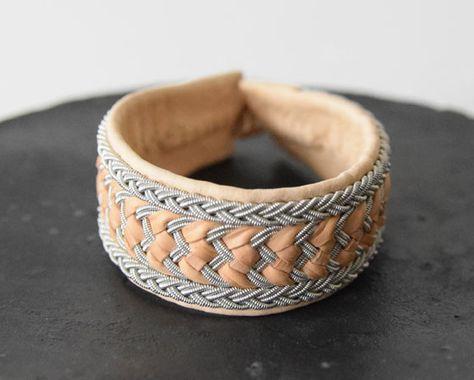 Maria Rudman:C28 bracelet (natur) - CUL DE PARIS