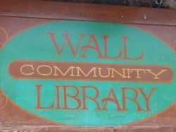 Wall Community Library