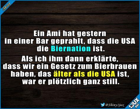 Netter Versuch. #Deutschland #Reinheitsgebot #Bierbrauen #Bier #deutsch #Fakten
