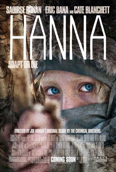 Hanna Movie Poster Print (27 x 40)